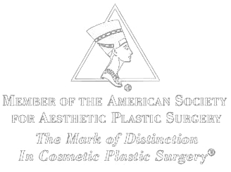 Member of the American Society for Aesthetic Plastic Surgeons logo