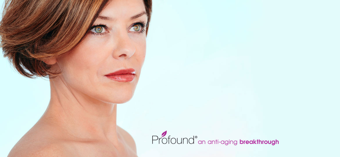 Profound - one treatment creates younger skin