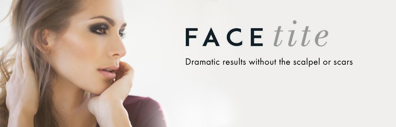 FsceTite advanced non-surgical in office procedure in