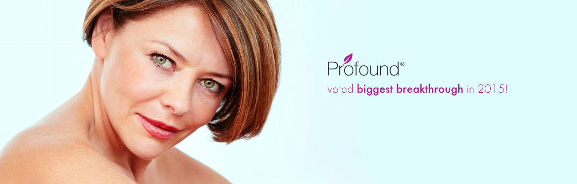 Profound is like a non surgical face lift